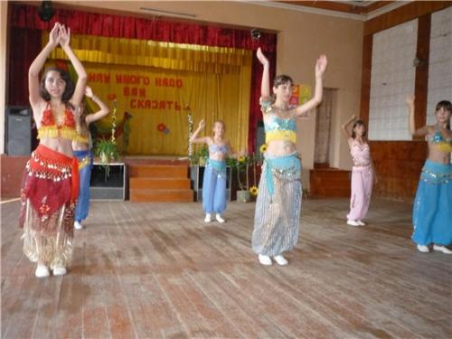 Коллектив восточного танца Шахерезада